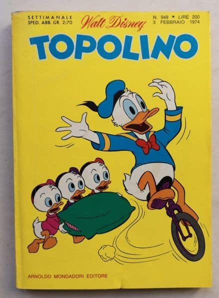 TOPOLINO LIBRETTO n 949