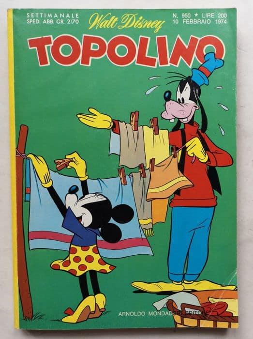 TOPOLINO LIBRETTO N 950