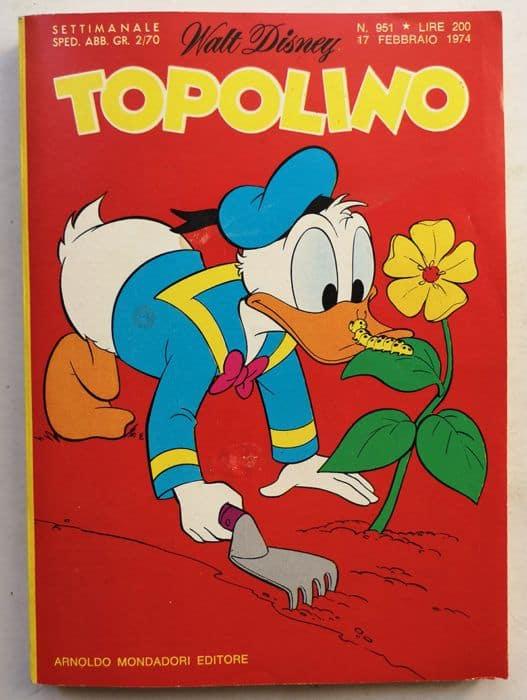 TOPOLINO LIBRETTO N 951