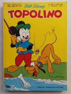 TOPOLINO LIBRETTO n 953