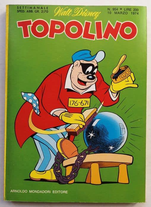 TOPOLINO LIBRETTO n 954