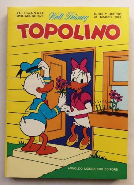 TOPOLINO LIBRETTO n 957
