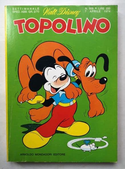 TOPOLINO LIBRETTO n 958