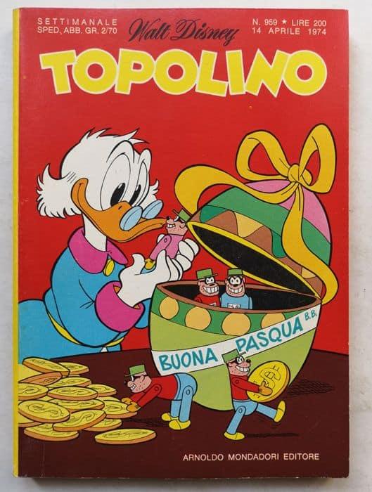 TOPOLINO LIBRETTO n 959