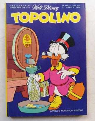 TOPOLINO LIBRETTO n 960