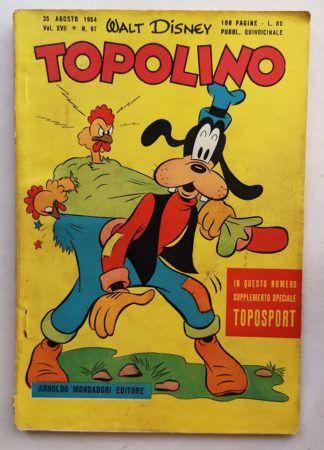 TOPOLINO LIBRETTO n 97