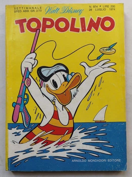 TOPOLINO LIBRETTO n 974