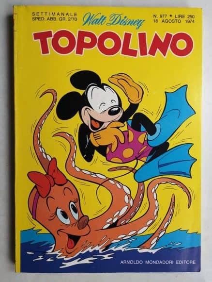 TOPOLINO LIBRETTO n 977