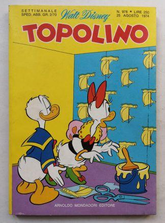TOPOLINO LIBRETTO n 978