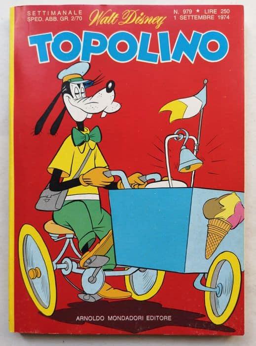 TOPOLINO LIBRETTO n 979