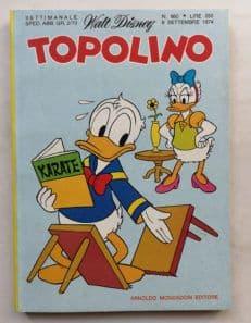 topolino libretto n 980