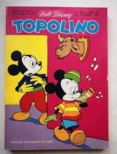 TOPOLINO LIBRETTO n 984