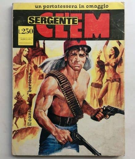SERGENTE CLEM