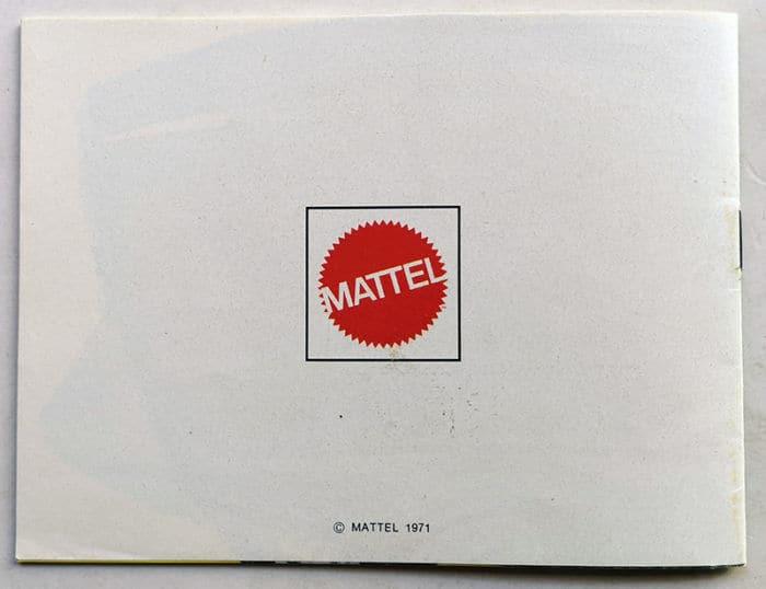 CATALOGO MATTEL MEBETOYS