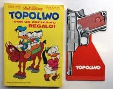 pistola topolino libretto 658