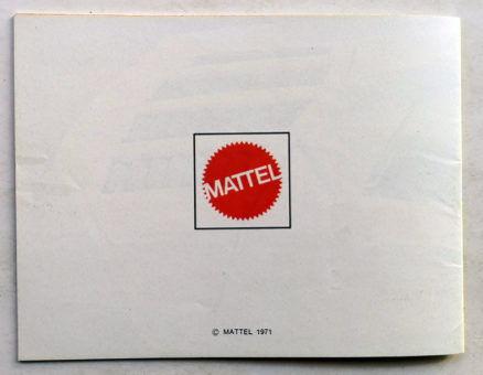 CATALOGO MATTEL SPUTAFUOCO
