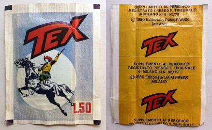 Bustina TEX