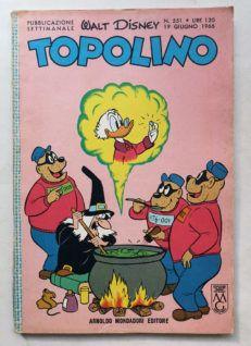 TOPOLINO LIBRETTO n 551