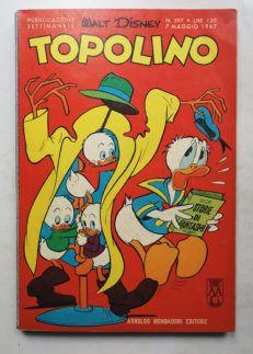 TOPOLINO LIBRETTO n 597