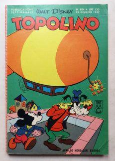 TOPOLINO LIBRETTO n 604