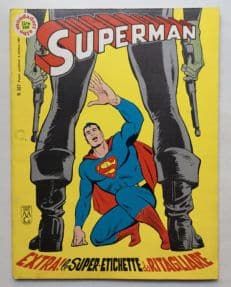SUPERMAN 587