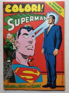 SUPERMAN 607