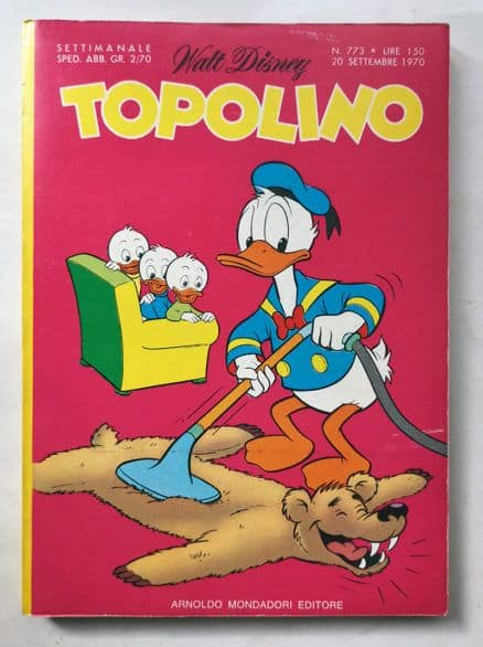TOPOLINO LIBRETTO n 773