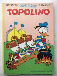 TOPOLINO LIBRETTO n 803