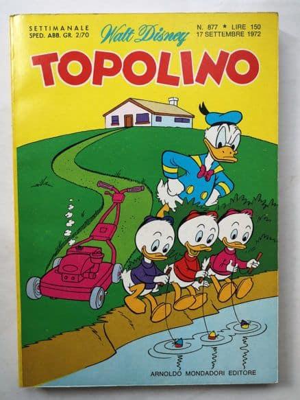 TOPOLINO LIBRETTO n 877