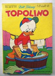 TOPOLINO LIBRETTO n 927