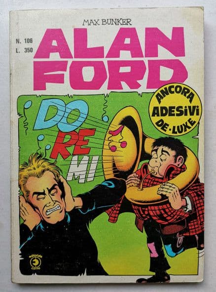 ALAN FORD 106