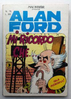 ALAN FORD 76