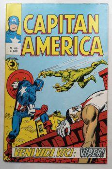 CAPITAN AMERICA 69