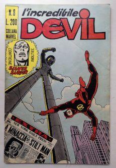 DEVIL n 8