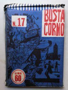 BUSTA CORNO