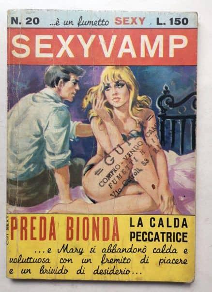 SEXY VAMP