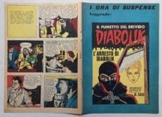 Pubblicità DIABOLIK 3