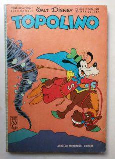 TOPOLINO LIBRETTO n 595