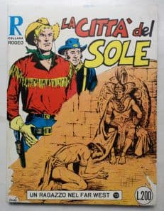 COLLANA RODEO 72