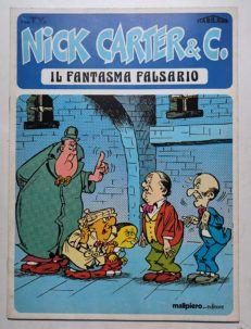 NICK CARTER