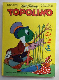 TOPOLINO LIBRETTO 613