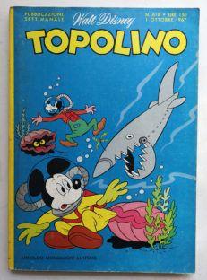 TOPOLINO LIBRETTO 618