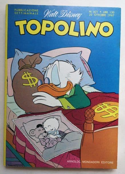 TOPOLINO LIBRETTO 621