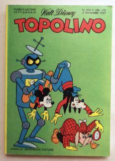 TOPOLINO LIBRETTO 623
