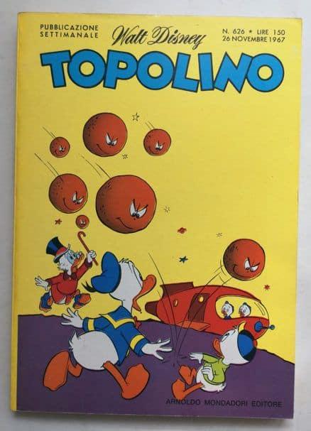TOPOLINO LIBRETTO 626