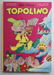 TOPOLINO LIBRETTO 630