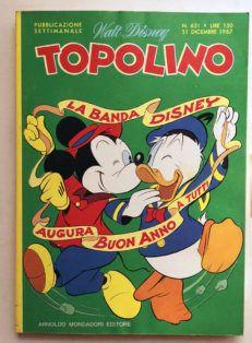 TOPOLINO LIBRETTO 631