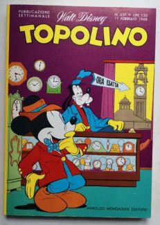TOPOLINO LIBRETTO 637