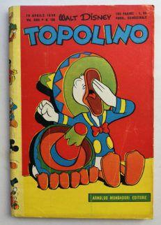 TOPOLINO LIBRETTO 136