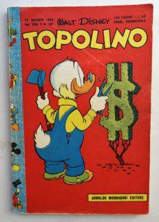 TOPOLINO LIBRETTO 138